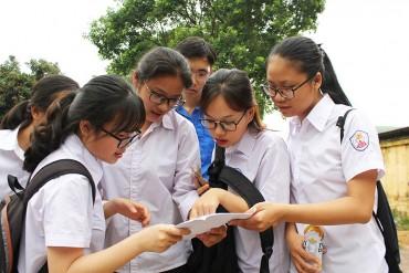 Những điểm mới thí sinh cần lưu ý sau kỳ thi THPT Quốc gia 2018