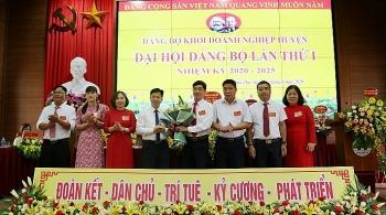 Huyện Quốc Oai sẵn sàng cho Đại hội Đảng lần thứ XXIII