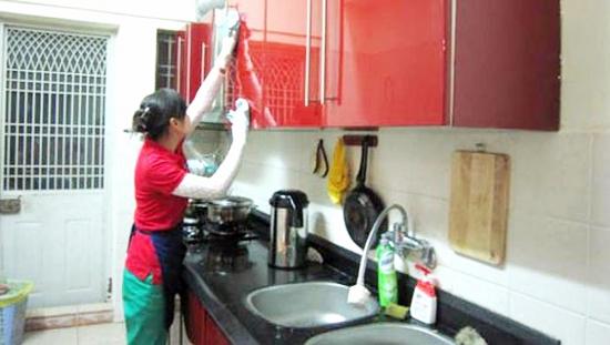 Xã, phường sẽ giám sát gia đình thuê người giúp việc