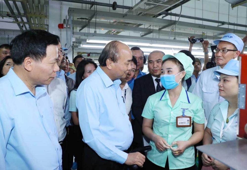 Công đoàn Việt Nam đồng hành cùng đất nước