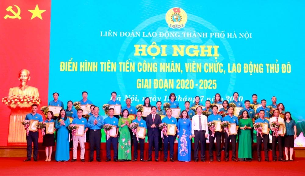 Đổi mới mạnh mẽ phương thức hoạt động để khẳng định vai trò của tổ chức Công đoàn Thủ đô