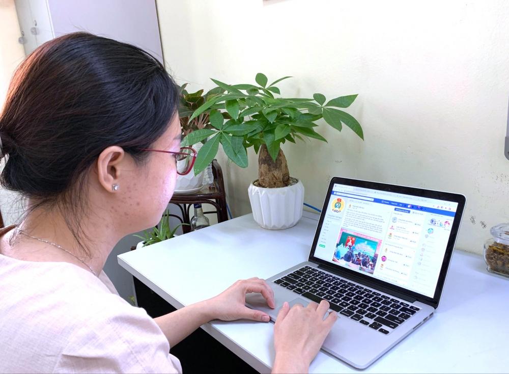 Truyền thông về Công đoàn qua mạng xã hội: Xu thế tất yếu để nâng cao hiệu quả hoạt động