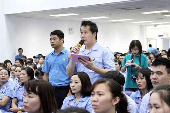 Hiệu quả công tác phối hợp vì quyền lợi người lao động