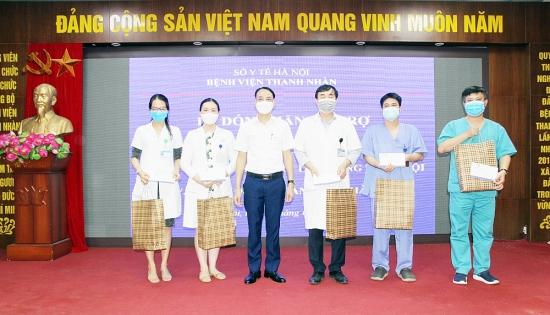 Đồng hành vì sức khỏe nhân dân và đoàn viên