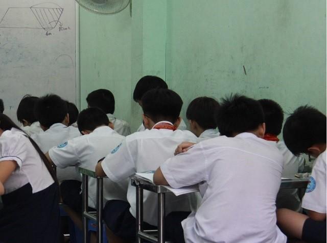 Đề xuất tăng mức phạt đối với hành vi dạy thêm, học thêm