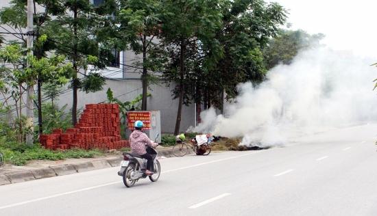 Để Hà Nội không còn khói rơm rạ!