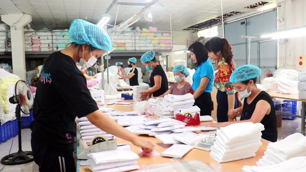 Nguyện xứng đáng là tổ chức chính trị - xã hội của giai cấp công nhân và người lao động