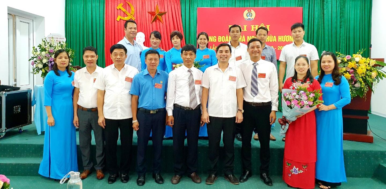 Không ngừng nâng cao chất lượng hoạt động của Công đoàn cơ sở
