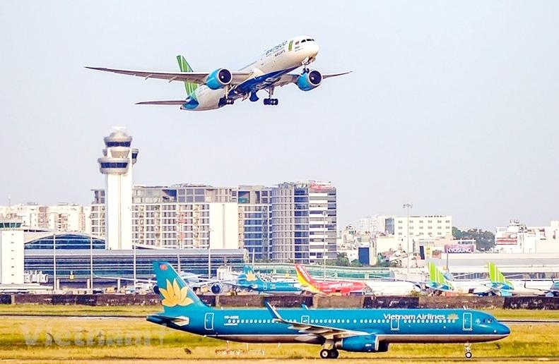Từ ngày 10/10, thí điểm triển khai các đường bay nội địa