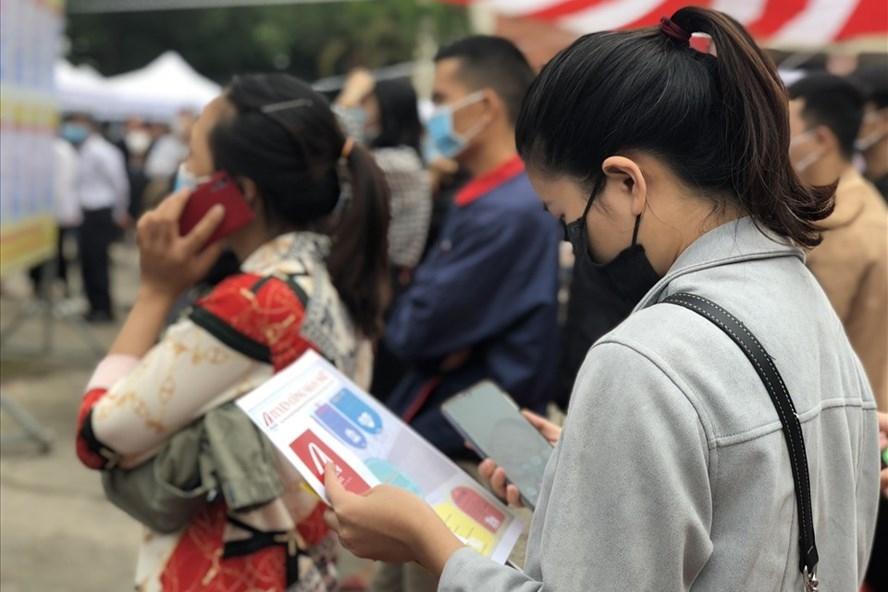 1,8 triệu người thất nghiệp, thiếu việc trong quý III/2021