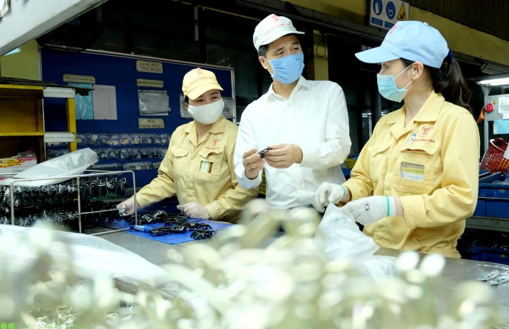 Thiết thực, hiệu quả công tác đảm bảo an toàn, vệ sinh lao động