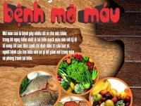 Thực phẩm dành cho người bị bệnh mỡ máu cao