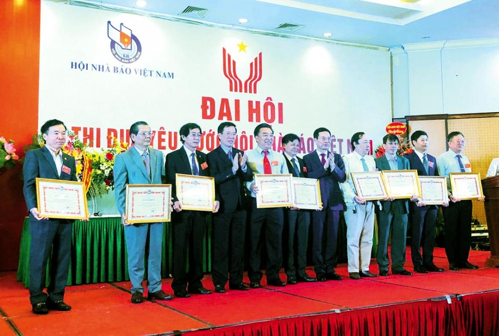 Góp phần phát triển nền báo chí cách mạng Việt Nam