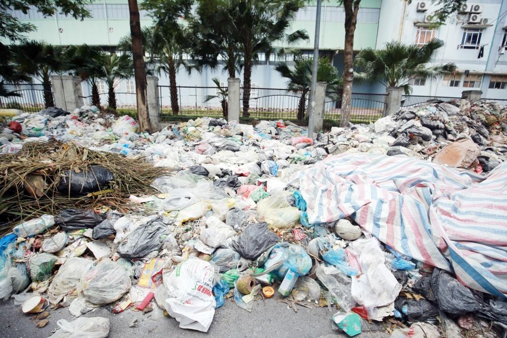 Để Thành phố không còn rác thải nhựa!