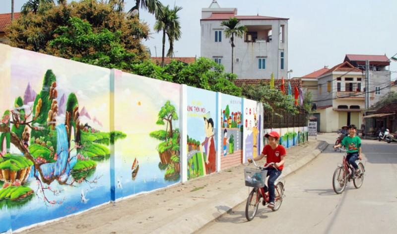 Hà Nội dự kiến sẽ có 355 xã đạt chuẩn nông thôn mới