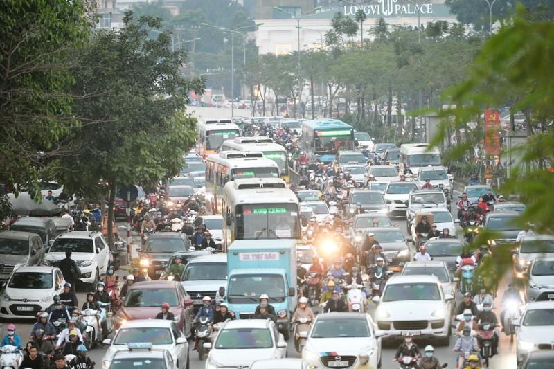 Tăng cường xử lý vi phạm giao thông dịp cận Tết