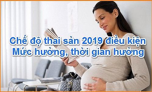Điều kiện hưởng chế độ thai sản theo quy định?