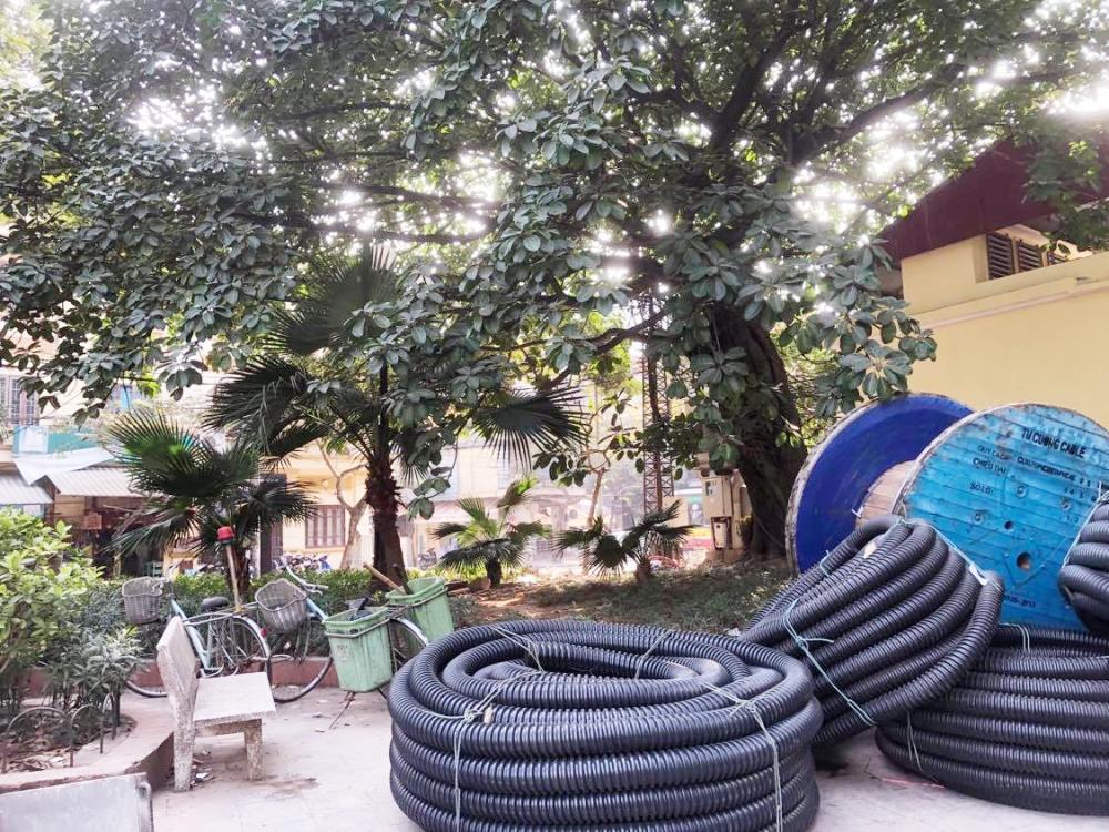 Tạo dựng sân chơi trong phố cổ Hà Nội: Khi quyết tâm phải gắn liền với sáng tạo