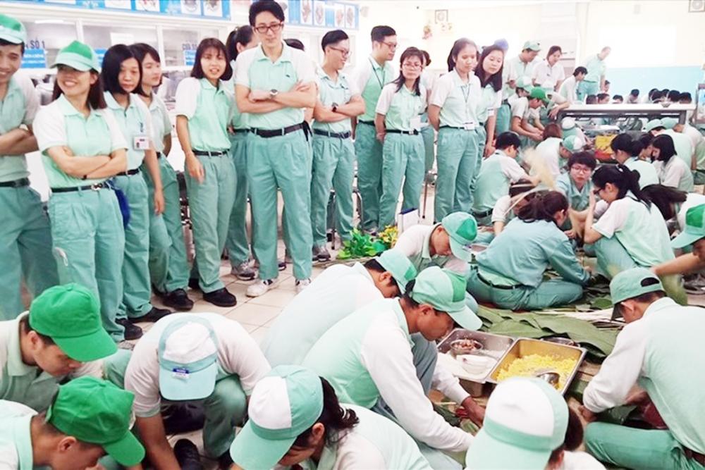Nâng cao chất lượng hoạt động công đoàn cơ sở: Nhìn từ Công ty TNHH Toto Việt Nam