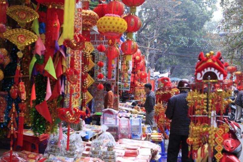 Chiều 2/2 sẽ khai mạc 'Tết Việt' tại khu phố cổ Hà Nội
