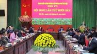 Toàn văn bài phát biểu của Bí thư Thành ủy Hoàng Trung Hải tại Hội nghị Thành ủy lần thứ 17
