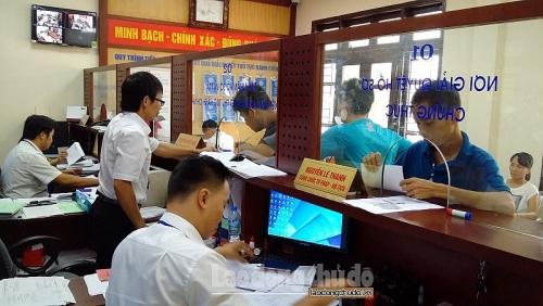 Hà Nội chuẩn bị giám sát việc thực hiện năm kỷ cương hành chính