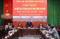 Báo chí góp phần giữ gìn sự đồng thuận của Thủ đô