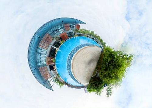 Những điểm nhấn của khu đô thị đáng sống nhất Hà Nội