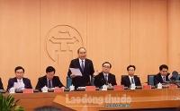 Thủ tướng Nguyễn Xuân Phúc: Phải tạo cơ chế tốt hơn cho Thủ đô phát triển