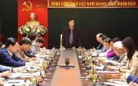 Duy trì nền nếp hoạt động của các tổ chức cơ sở Đảng tại doanh nghiệp