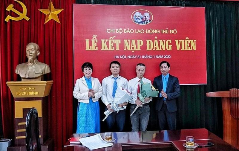 ket nap dang cho hai quan chung uu tu cua bao lao dong thu do