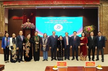 Hà Nội: Gặp mặt kỷ niệm 75 năm Ngày Tổng tuyển cử đầu tiên