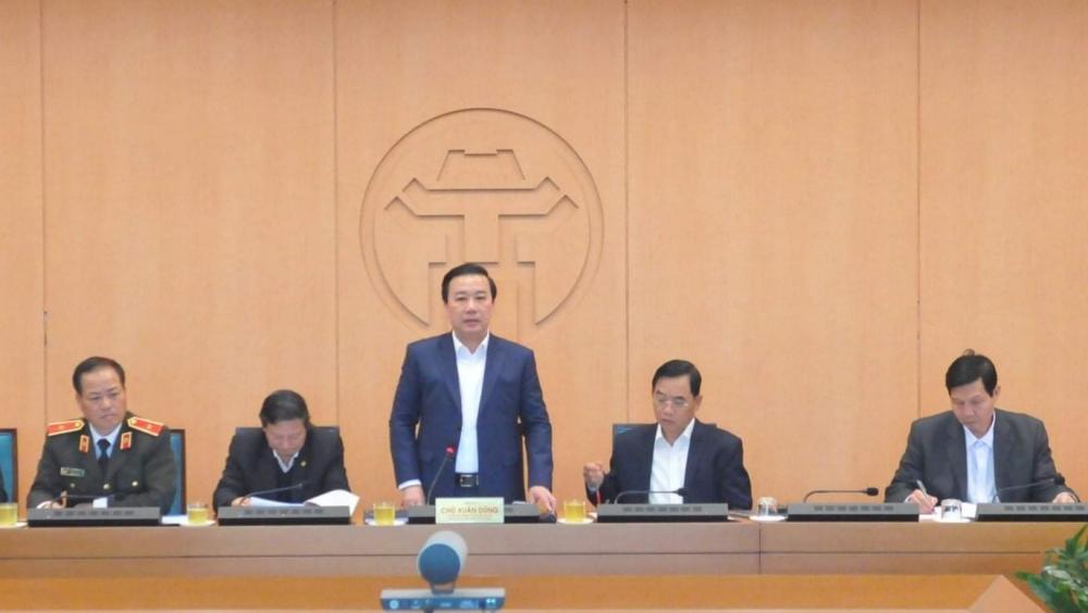 Hà Nội sẽ công khai các trường hợp không tuân thủ phòng dịch Covid-19