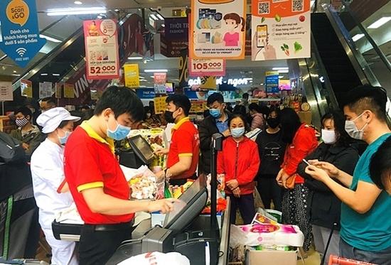 Hà Nội: Quản lý chặt chẽ chợ, siêu thị, quán bar, karaoke để phòng chống Covid-19