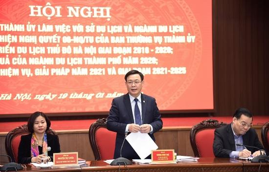 Bí thư Thành ủy Vương Đình Huệ: Hành động quyết liệt, sáng suốt, nhanh và ngay