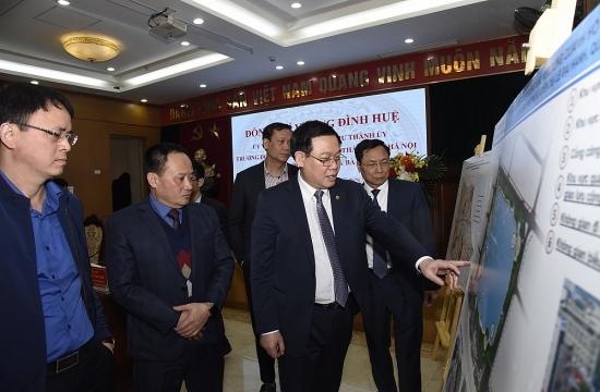Bí thư Thành ủy đề nghị sớm tổ chức phố đi bộ khu vực hồ Thiền Quang