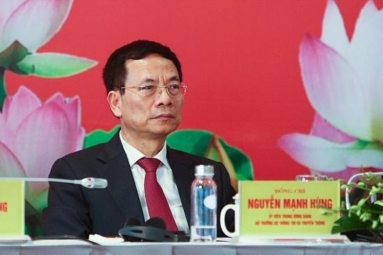 Bộ trưởng Nguyễn Mạnh Hùng: Tin xấu, độc tăng nhưng đều được xử lý