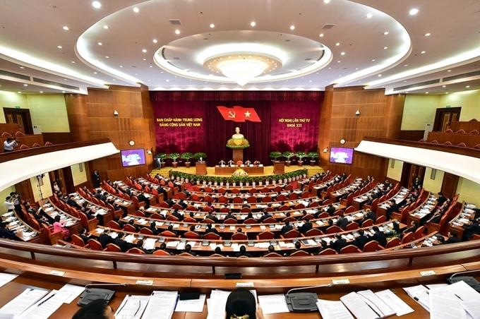 Hội nghị Trung ương 4 khóa XII với những chủ trương về xây dựng, chỉnh đốn Đảng được triển khai mạnh mẽ trong cả nhiệm kỳ.