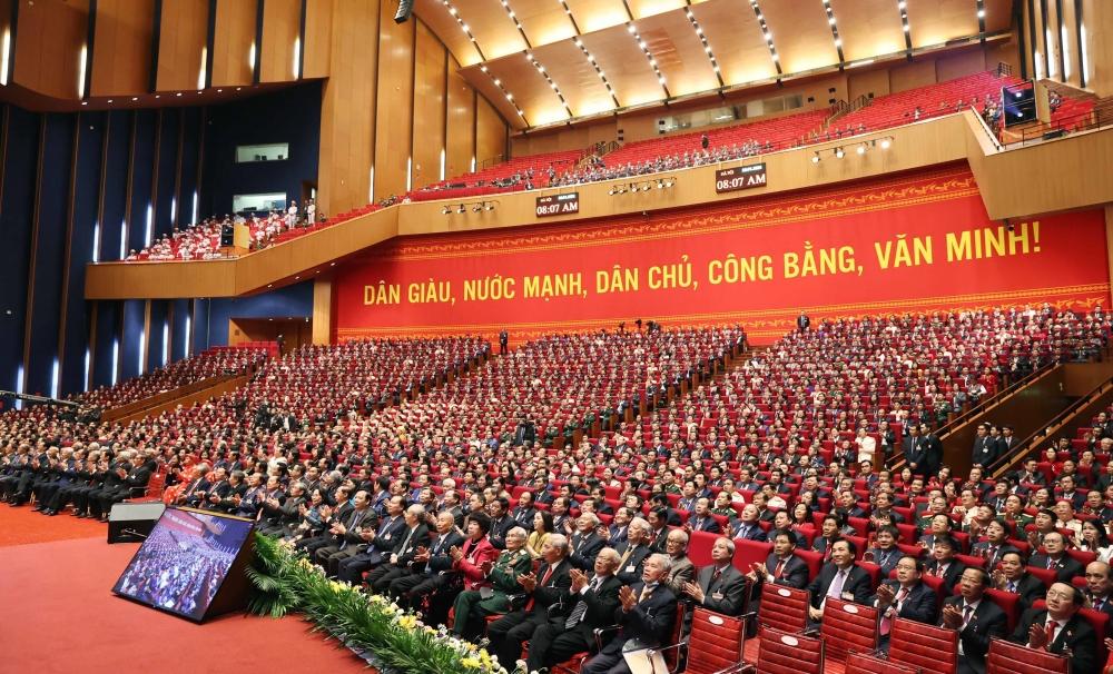 Đại hội XIII của Đảng khẳng định ý chí kiên cường và quyết tâm đi tới của cả dân tộc
