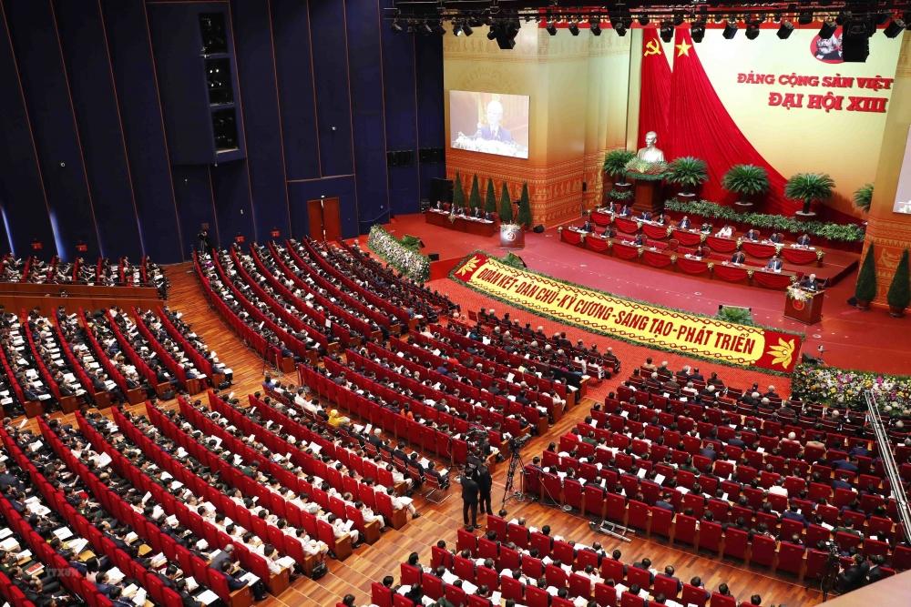 215 chính đảng, tổ chức và bạn bè quốc tế chúc mừng Đại hội XIII của Đảng