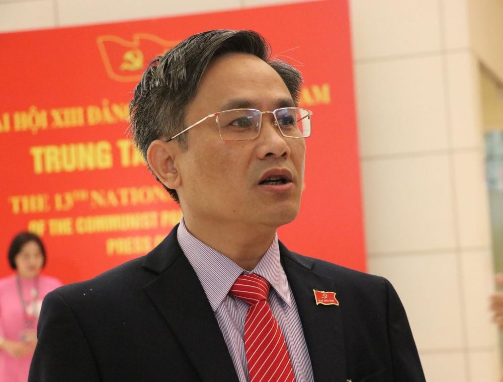 Đại biểu Nguyễn Xuân Phước, Đoàn đại biểu tỉnh Gia Lai