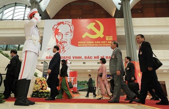 Thông cáo báo chí ngày làm việc về công tác nhân sự Đại hội XIII của Đảng