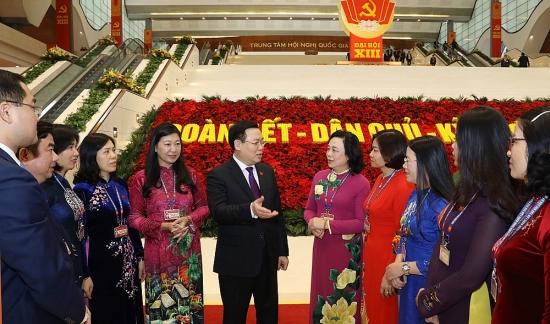 Đảng bộ thành phố Hà Nội có 4 đồng chí trúng cử Ban Chấp hành Trung ương Đảng khóa XIII