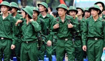 3.500 thanh niên Thủ đô lên đường nhập ngũ