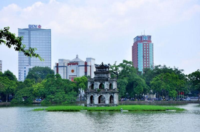 Cải tạo xung quanh hồ Hoàn Kiếm theo 3 hạng mục chính