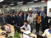 Bí thư Thành ủy Hoàng Trung Hải thăm, chúc Tết động viên CNLĐ