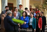 """Huyện Phú Xuyên cần tập trung nguồn lực """"cán đích"""" nông thôn mới"""