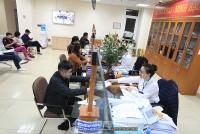 Ứng dụng công nghệ thông tin để phục vụ nhân dân