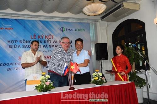 Suất ăn Việt được xuất khẩu sang châu Âu bằng công nghệ mới
