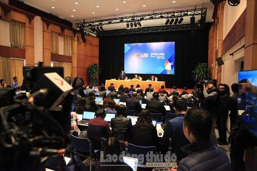 Công tác chuẩn bị cho Hội nghị thượng đỉnh Mỹ - Triều đã hoàn tất